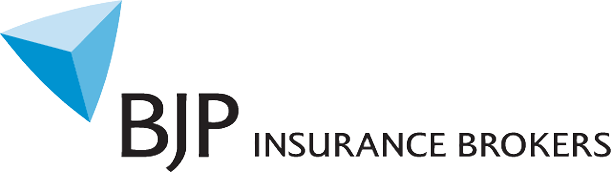 BJP Insurance Brokers Retina Logo